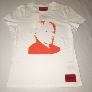 Calvin Klein Andy Warhol Graphic T-Shirt Small NWT
